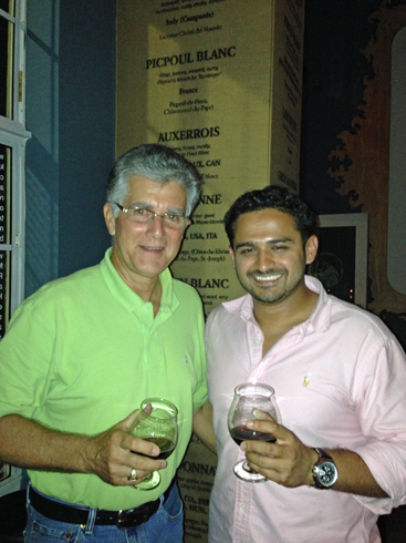 We met Amar at the Blind Monk in West Palm Beach in 2013. He's an RU grad, a proud owner of House For Beer in Port Orange, Florida, and a couple of pharmacies in the area. He also knows his bolis.