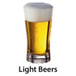 light beer copy