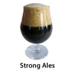 strong ale copy